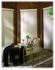 Solar Shades And Vertical Blinds