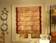 Horizons Soft Treatments Roman Shades
