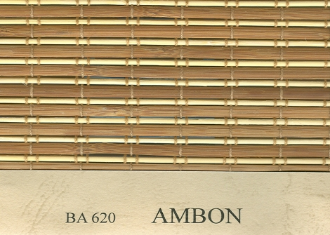Prestige Basics Woven Wood Blinds Collection Ambon Ace