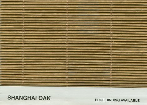 swatch of Shanghai Oak